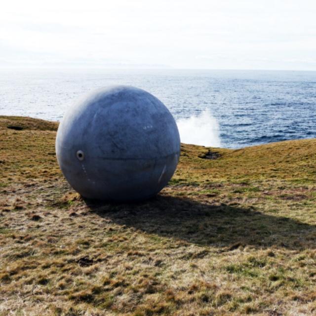 Arctic Circle Marker