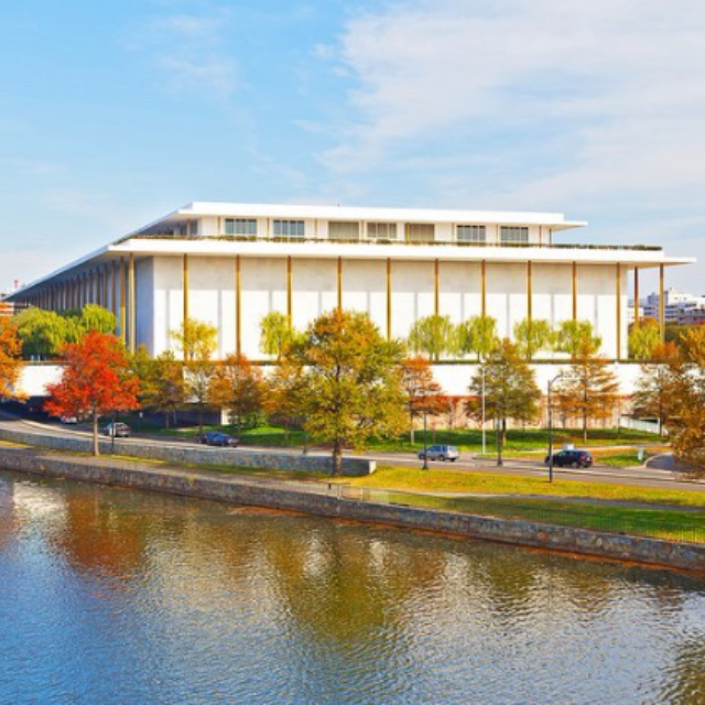 Attend a Performance at the John F. Kennedy Center for the Performing Arts