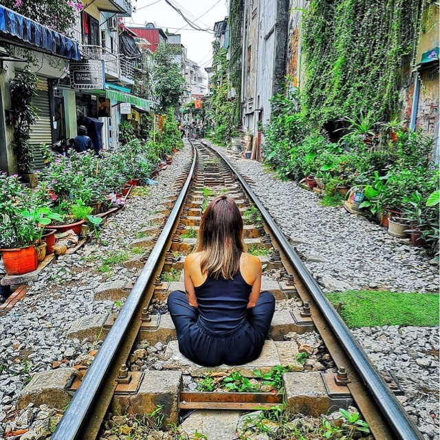 Train Alley