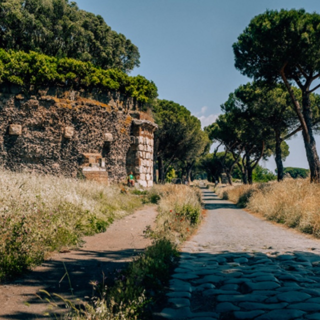 Walk the Oldest and Longest Road in Rome