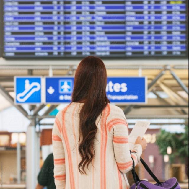 Take Next Flight at Airport