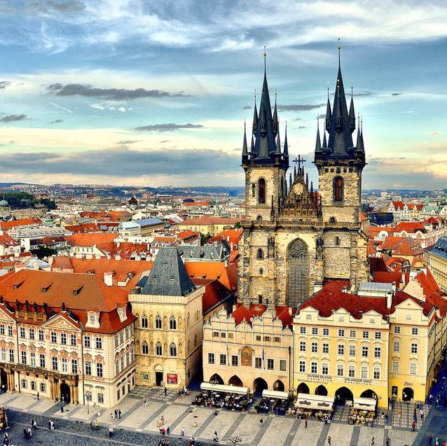Tour the Prague Castle