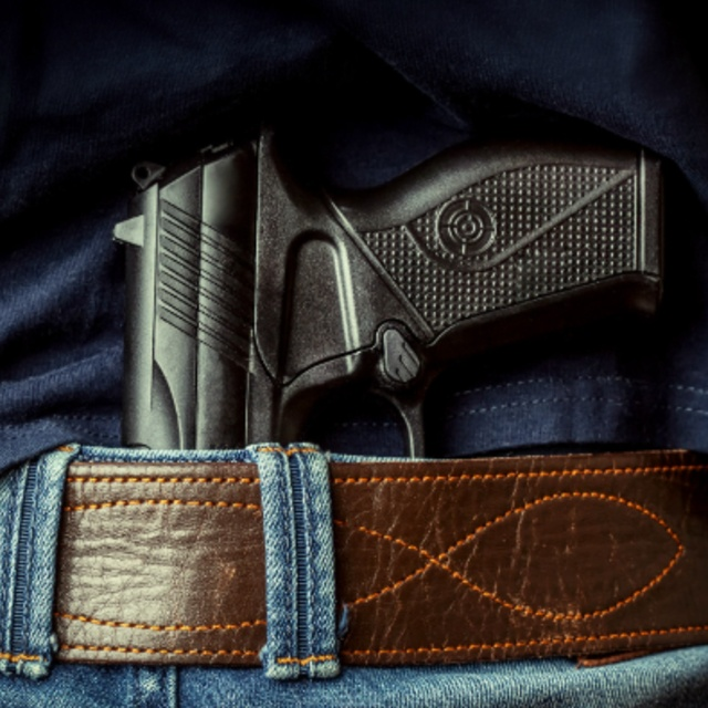 Get a Concealed Weapons Permit