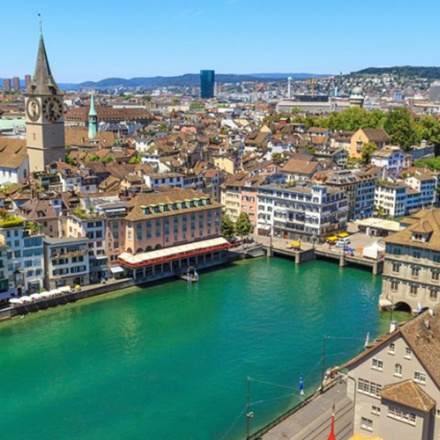 Ride a Cable Car to Felsenegg Lookout in Zurich