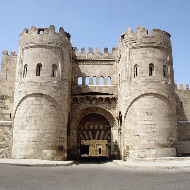 Climb the City Walls of Old Cairo