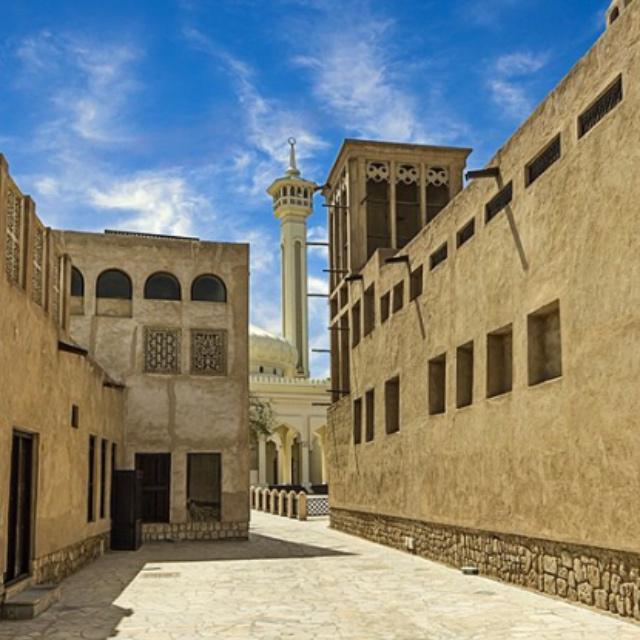 Explore Old Dubai