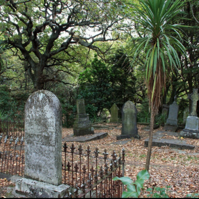 Symonds Street Cemetery