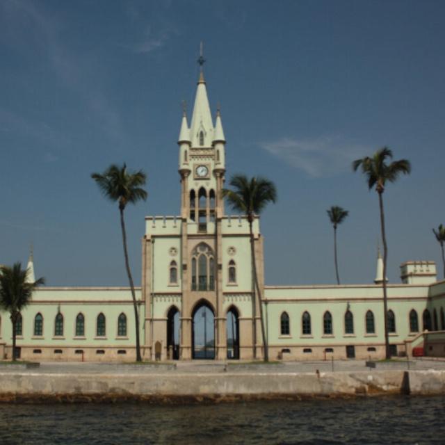 Ilha Fiscal Palace