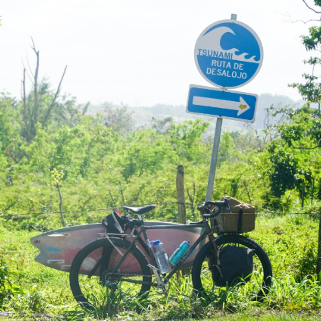 Bikepacking All the Way Around Puerto Rico