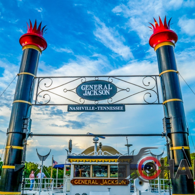 Take a General Jackson Showboat Cruise