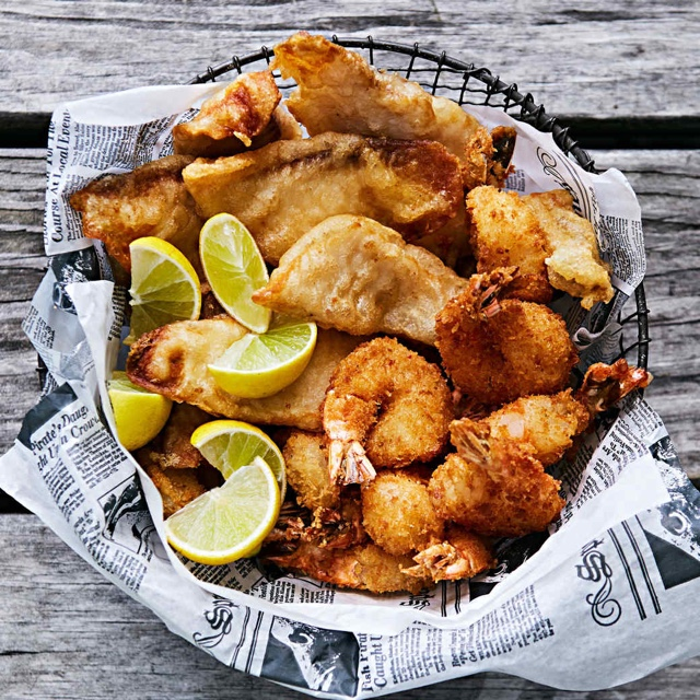 Indulge at the Thursday Night Fish Fry