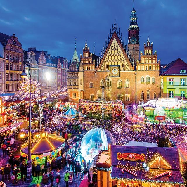 Visit the Christmas Market