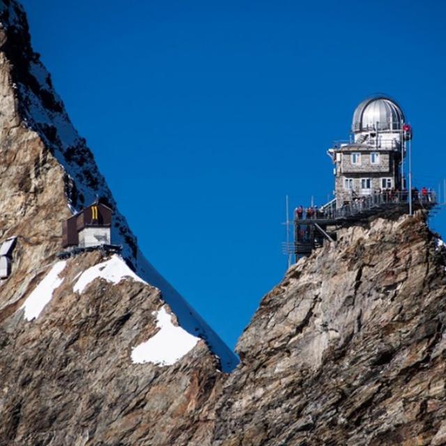 Explore Jungfraujoch