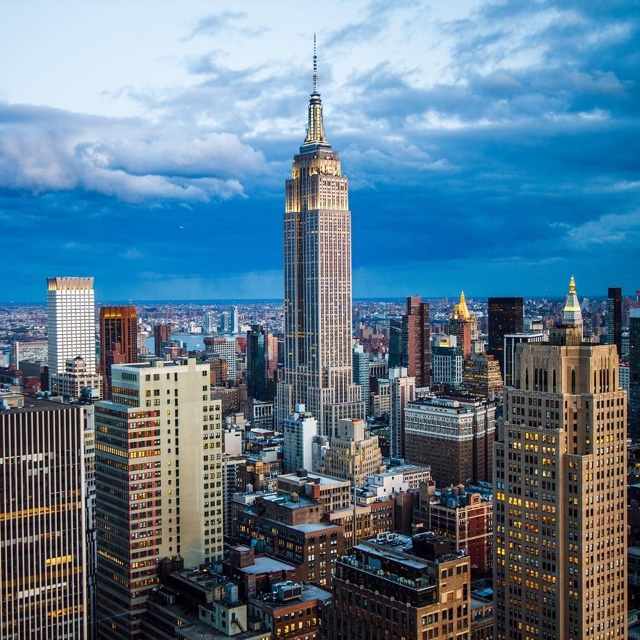 Tour the Empire State Building