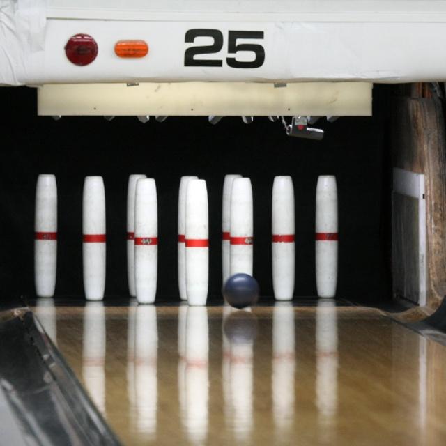 Candlepin Bowling in Boston