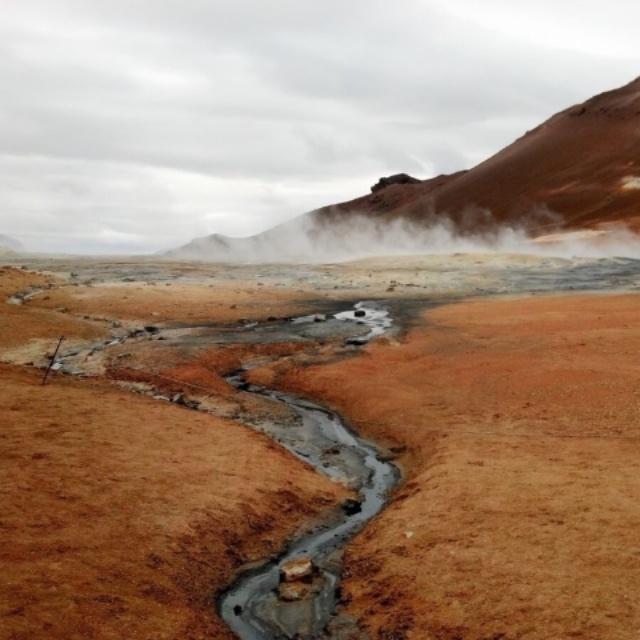 Námaskarð Sulfur Fields
