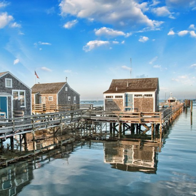 Explore Nantucket on a Bicycle