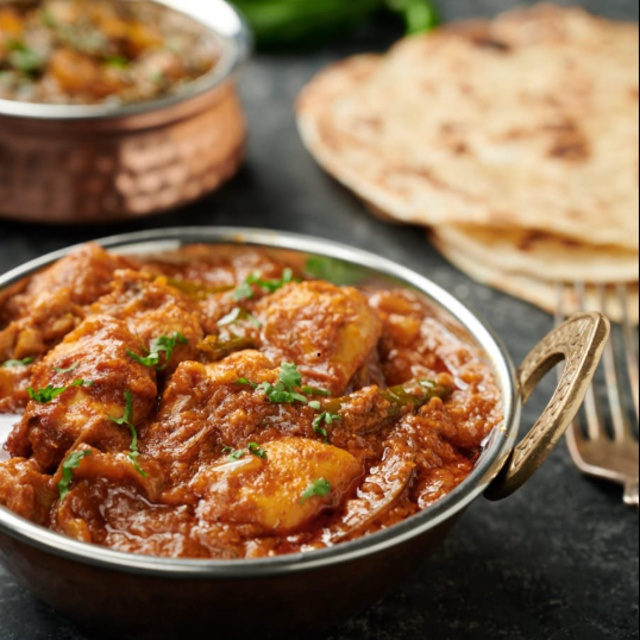Eat Curry in India