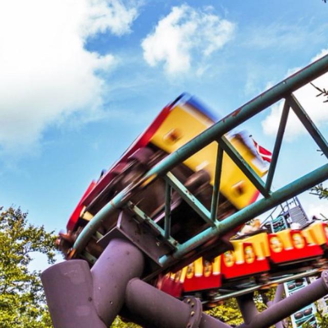The World's Oldest Amusement Park in Bakken