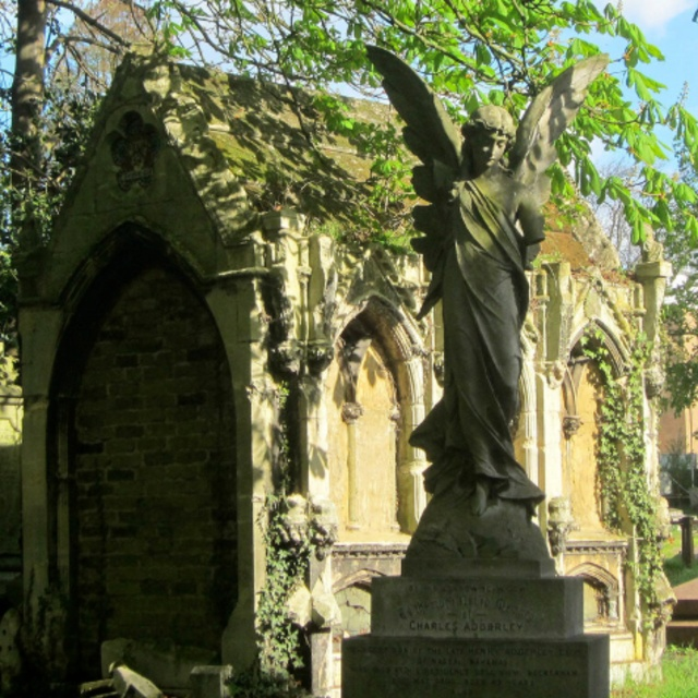 Kensal Green Cemetery and Catacombs