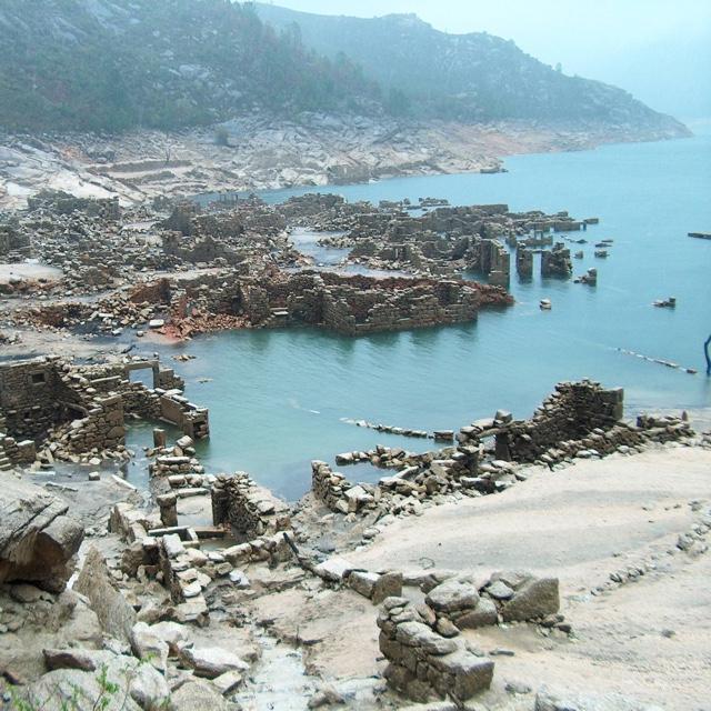 Drowned Village of Vilarinho da Firna