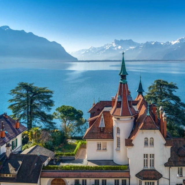 Attend the Montreux Jazz Festival