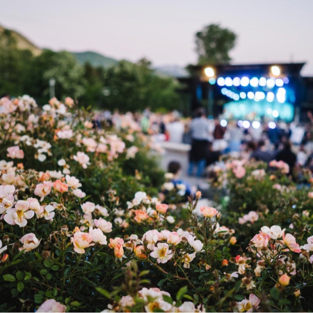 See a Concert at Red Butte Garden