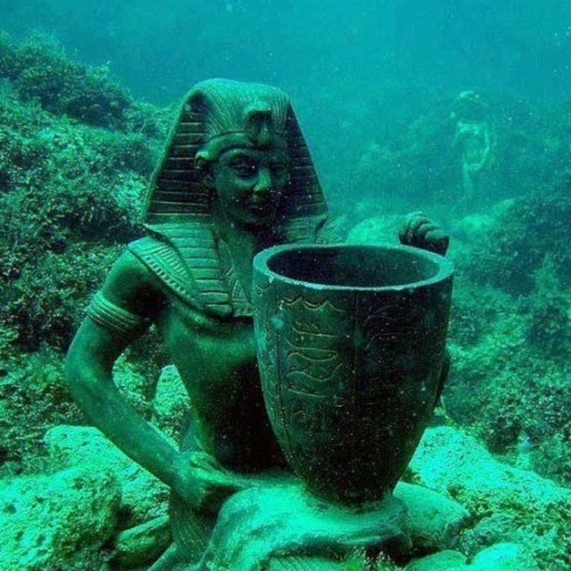 Tour the Lost City of Heracleion