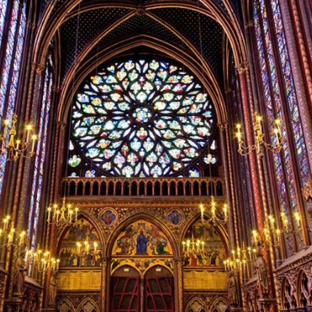 Attend a Music Concert at Sainte Chapelle