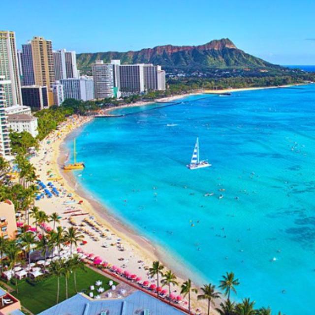 Beaches of Waikiki