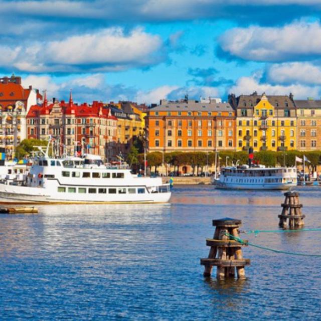Boat Cruise the Archipelago