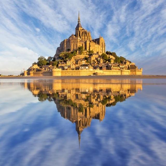 Pilgrimage to Mont Saint Michel