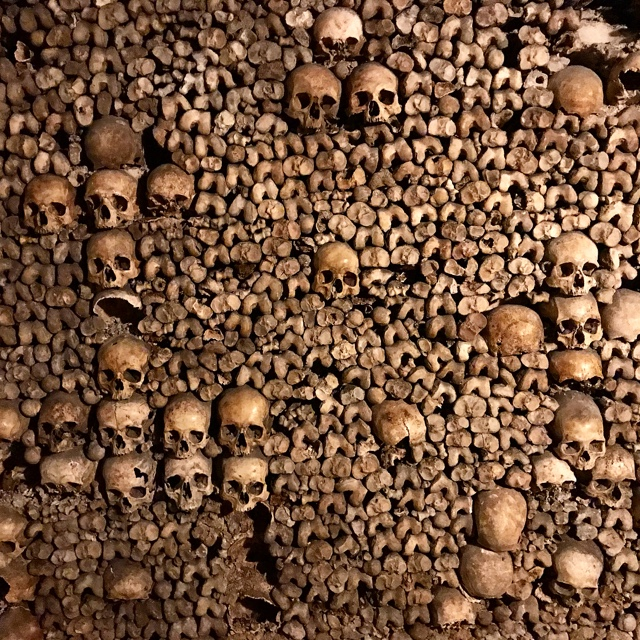 Explore The Catacombs