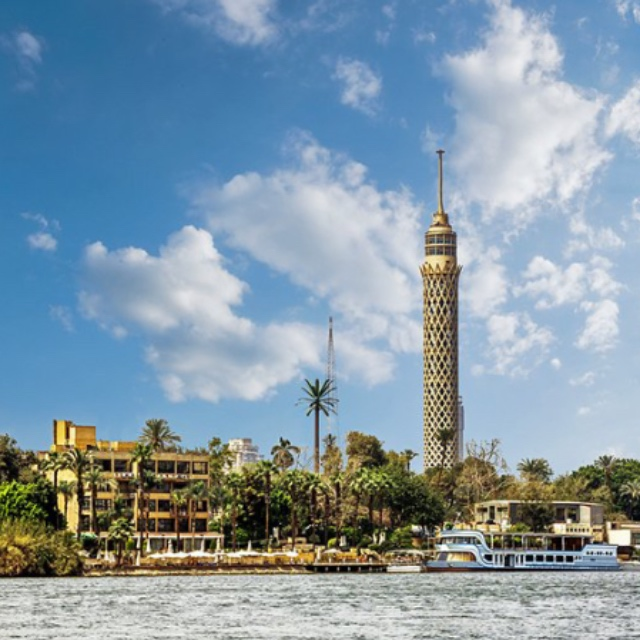 Nile Island District of Zamalek