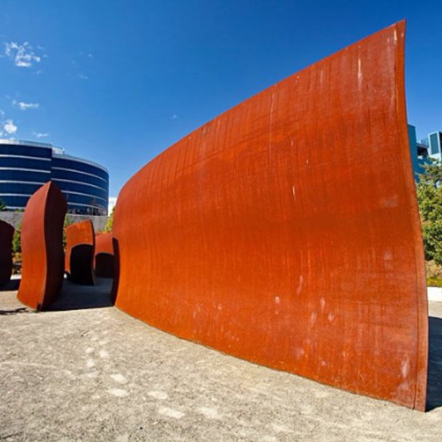 Attend an Outdoor Music Concert at Olympic Sculpture Park