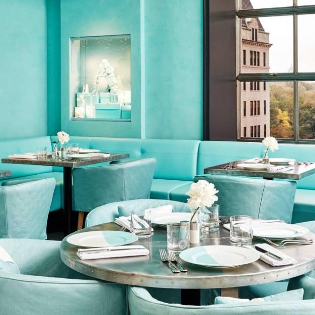 Eat Breakfast at Tiffany's