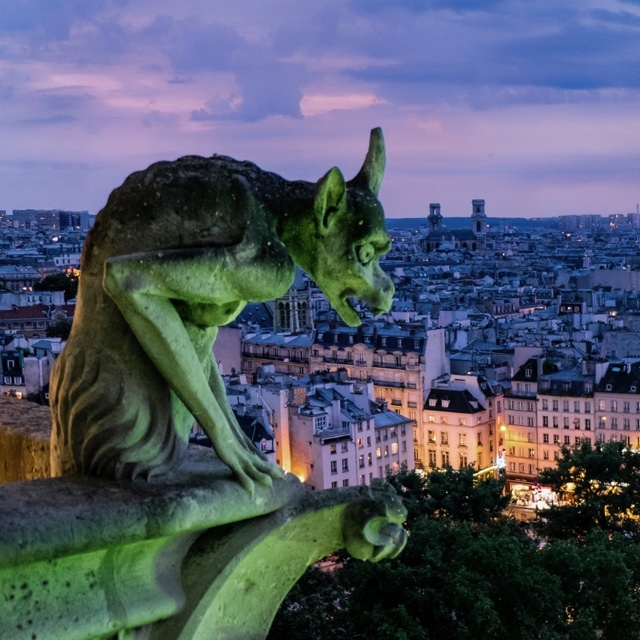 Take a Mysteries of Paris Ghost Tour