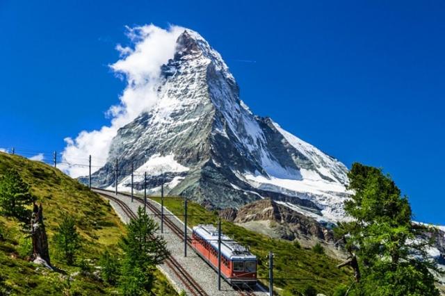 Hike the Matterhorn