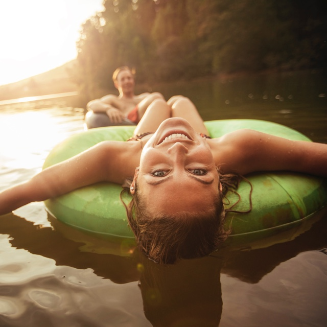 Float the Provo River