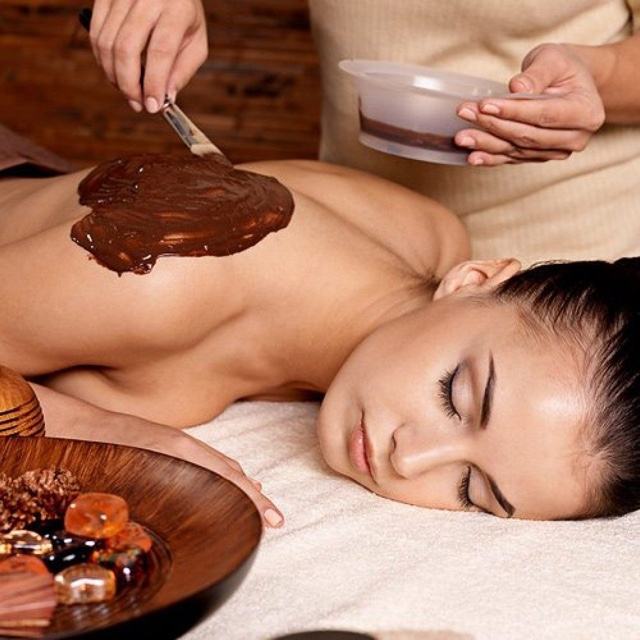 Get a Chocolate Massage