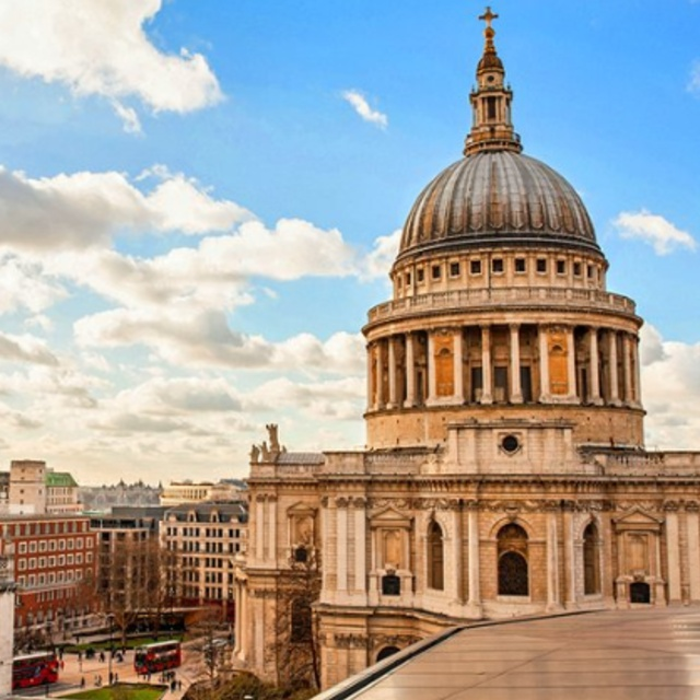 The Whispering Gallery in St. Paul's Cathedral