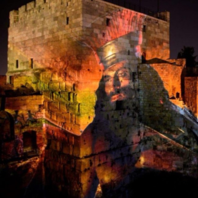 The Tower of David Night Spectacular Sound and Light Show