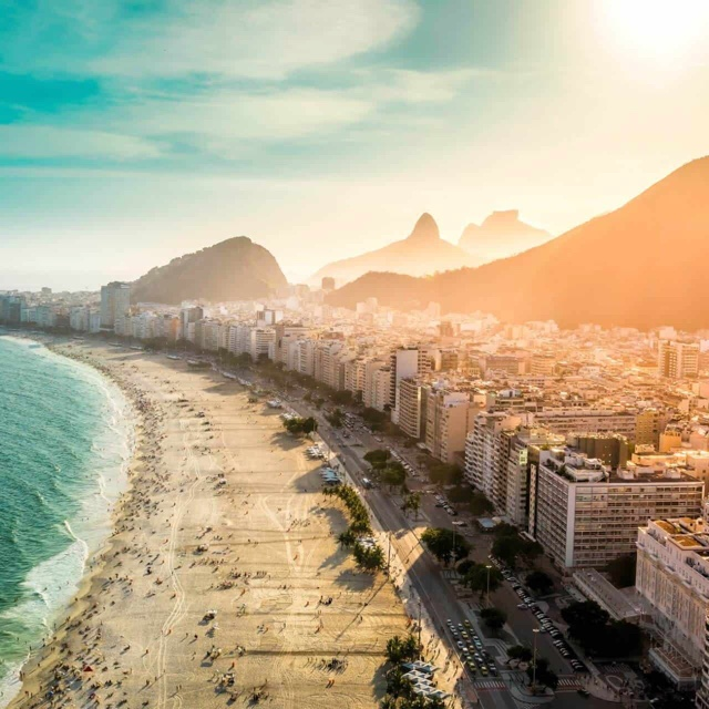 Explore Copacabana Beach
