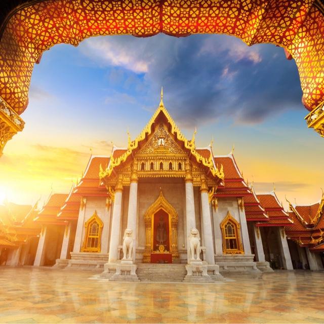 Visit the Grand Palace and Wat Pho