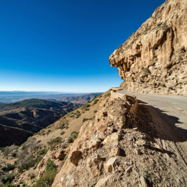 Road Trip on the Tizi n Test Morocco's Most Famous Mountain Pass Road