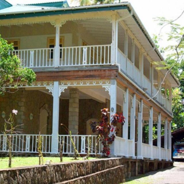 Plantation Tour at Morne Coubaril Historical Adventure Park