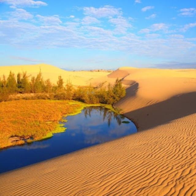 Explore Mui Ne Sand Dunes