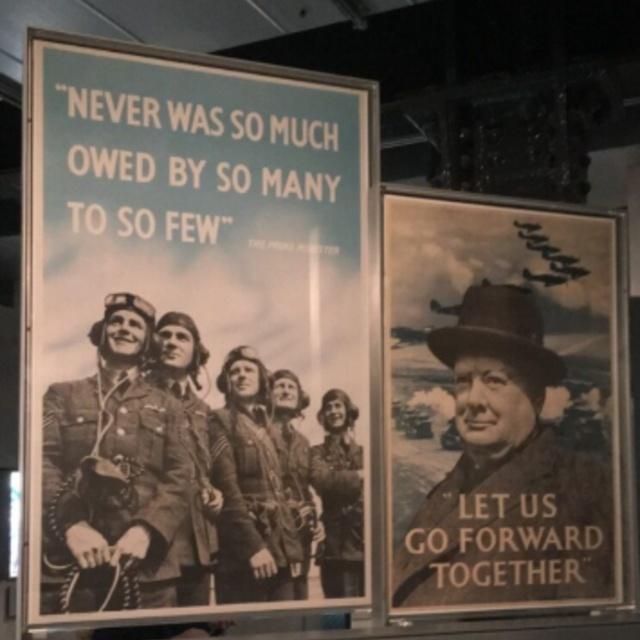 The Churchill War Rooms