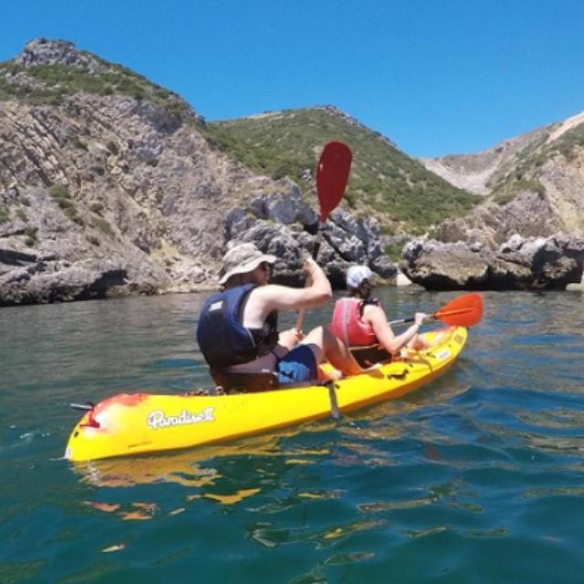 Kayaking the Lisbon Coast