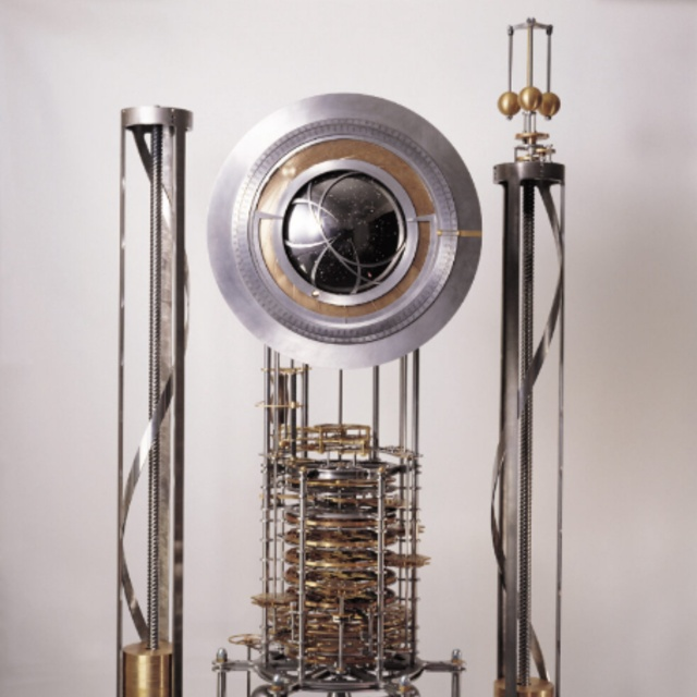 Clock of the Long Now Prototype 1